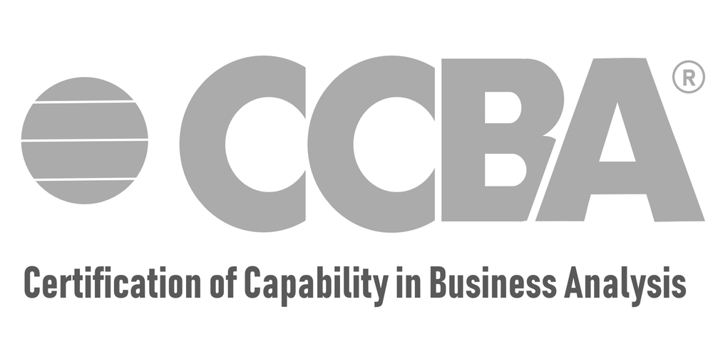 Certification of Capability in Business Analysis (CCBA) - ONLINE